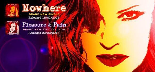 MUSIC REVIEW: T'Pau – 'Nowhere'
