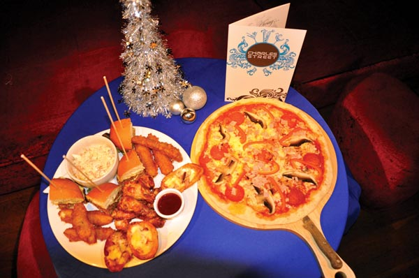 FOOD REVIEW: Budget dining at Charles Street