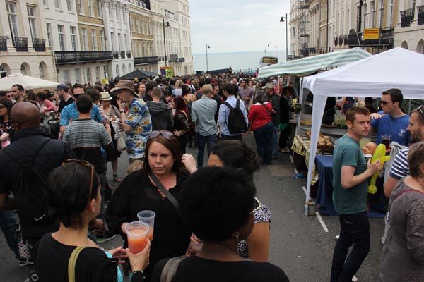 No Carnival for Kemp Town in 2015