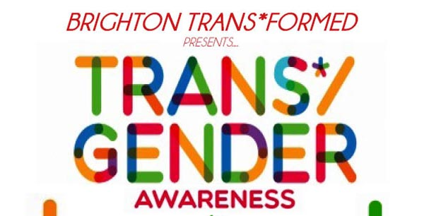A Trans*gender awareness event for LGBT history month