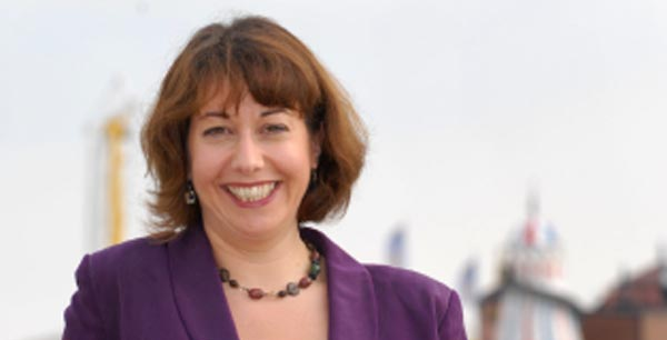 Nancy Platts, queries access for disabled voters at the general election