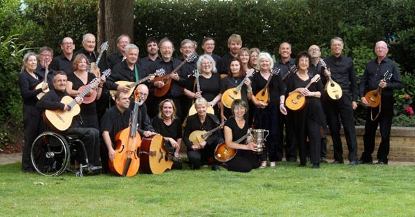 PREVIEW: Fundraising mandolin concert in aid of the Martlets Hospice