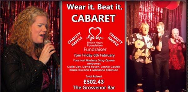 Charity Fundraiser raises £502.43