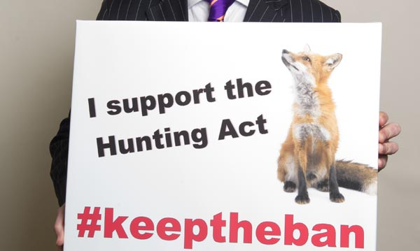 Kemptown MP reaffirms opposition to repeal of hunting ban