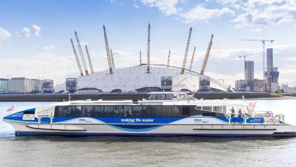 Free speed dating event to take to London's river and skies