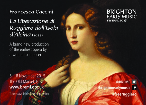 PREVIEW: Women take centre stage at Brighton Early Music Festival