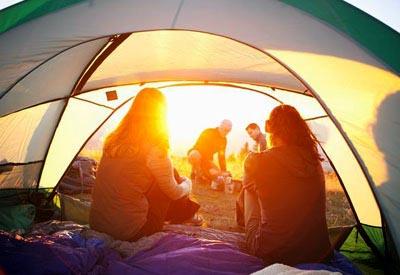 Pride Campsite 2015 under new management