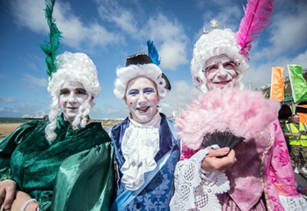Registration opens for Brighton Pride LGBT Community Parade, 2015