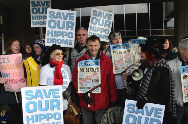 Calls for an 'Open Discussion' on the future of Brighton Hippodrome