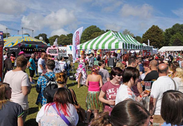 Community Village placed at the heart of the Brighton Pride celebrations