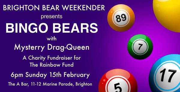 Bingo Bears at the A Bar