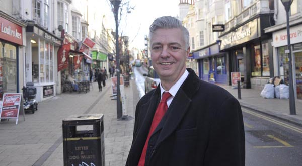 What has your Kemptown MP been doing for you during the last 5 years?