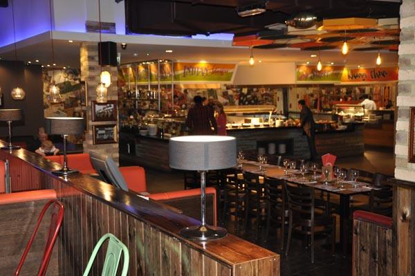 Jimmy's World Kitchen opens in Brighton Marina