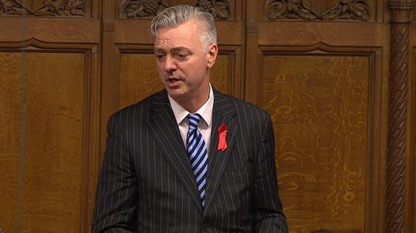 Brighton Kemptown MP speaks out for injured veterans