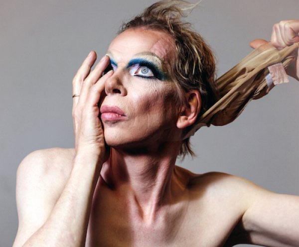 THEATRE REVIEW: David Hoyle Ends LGBT History (Month)