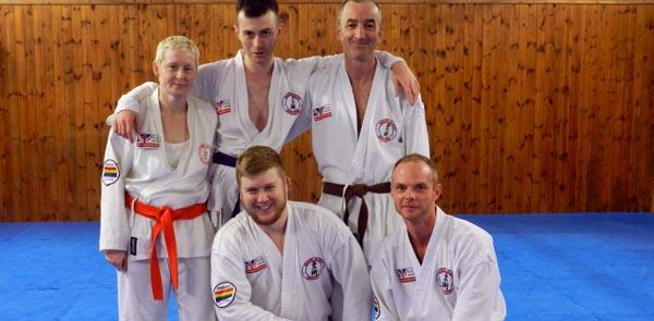 Ishigaki, your local friendly LGBTQ martial arts club