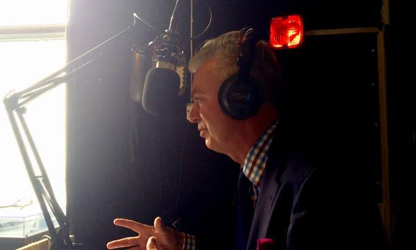 Kemptown MP turns DJ for Coastway hospital radio