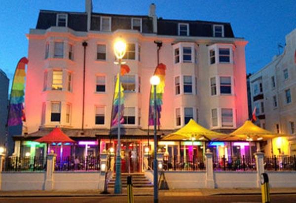 Legends sponsors the legendary Brighton Pride Cabaret Big Top once again in 2015
