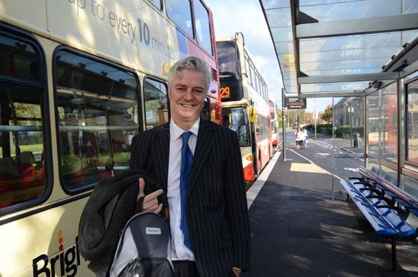 Simon Kirby encourages bus consultation participation