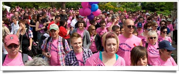 Stonewall Equality Walk, 2015