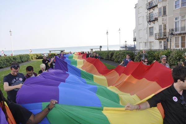 Celebrate LGBT life today at IDAHOBiT