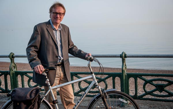 Christopher Hawtree: Green Party Parliamentary Candidate for Hove and Portslade