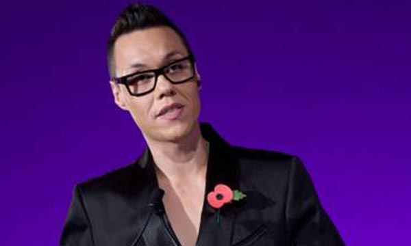 Gok Wan Crowns Stonewall Young Campaigners of the Year