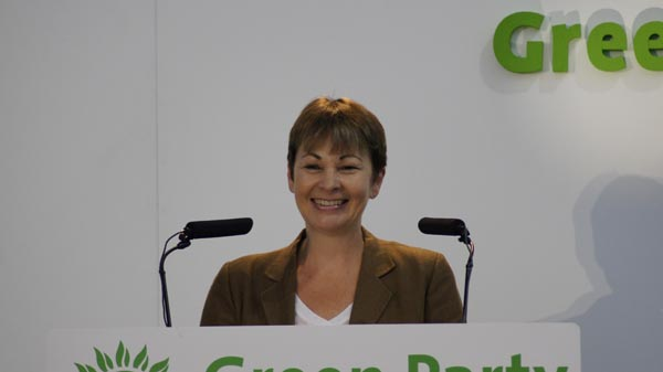 Caroline Lucas endorsed by four former Friends of the Earth Directors