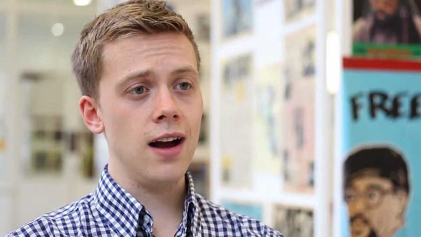 Owen Jones joins Labour's Nancy Platts to give young people a voice through the ballot box