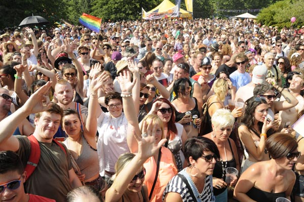 Bristol Pride launch 'Crowdfunder' initiative