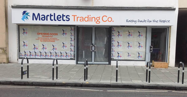 Volunteers needed for new Martlets Hospice's shop