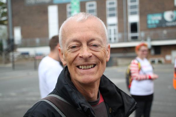 Davy Jones: Green Party Parliamentary Candidate for Brighton Kemptown and Peacehaven