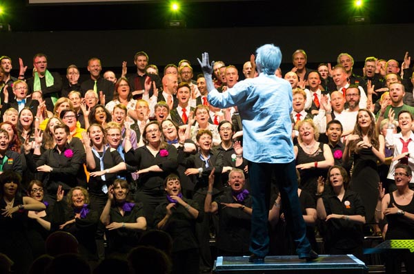 Brighton LGBT choirs to host national choir festival