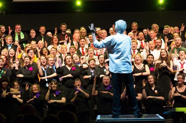 LGBT Choir Festival receives funding boost