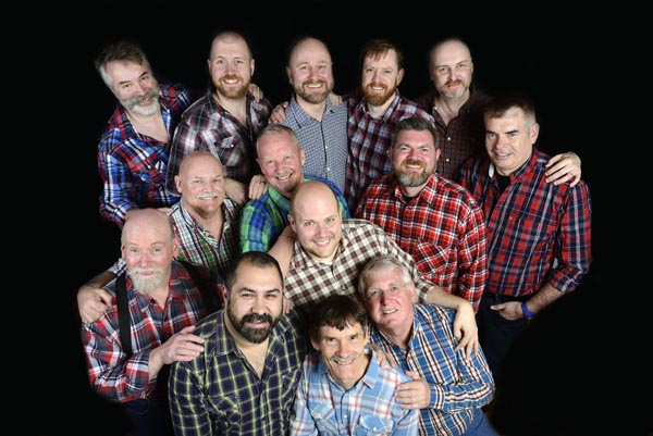 Resound Male Voices to sing at Charity Gala