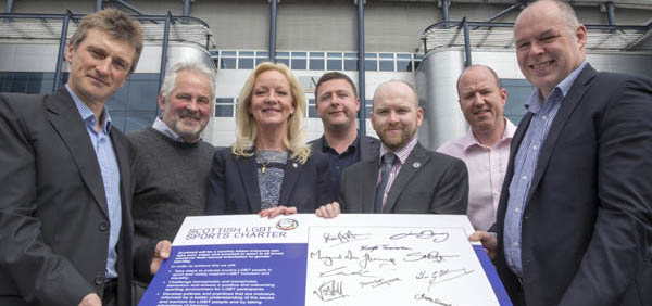 Equality Network launch new Scottish LGBT Sports Charter