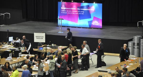 Hove and Portslade elects city's first openly gay MP
