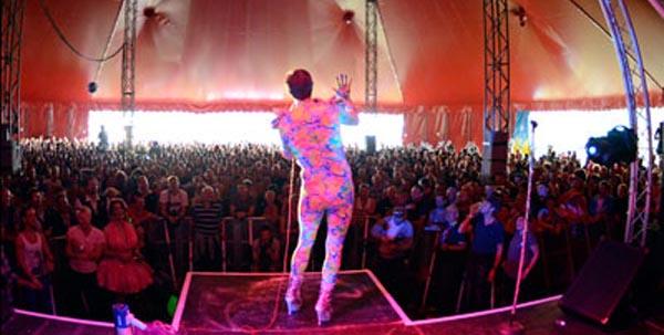 Brighton Pride announce Legends Cabaret Tent line-up
