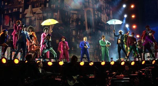 REVIEW: Take That in Dublin