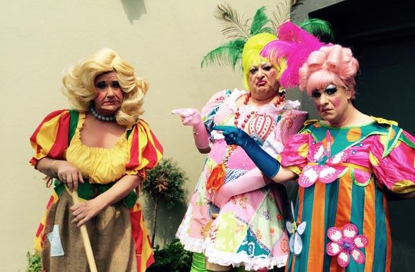 PREVIEW: 'Sinderfella' The Alternative Panto at Sallis Benney Theatre