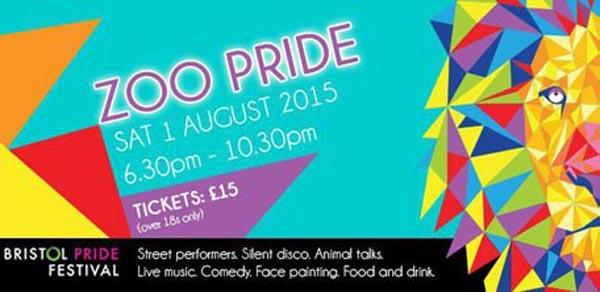 Zoo Pride at Bristol Zoo Gardens