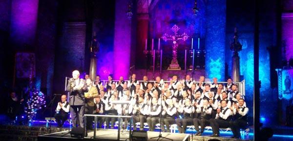 MUSIC REVIEW: Back to the Bond Age – Brighton Gay Men's Chorus