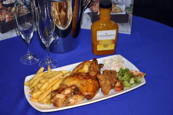 Healthy options feature on Charles Street Summer Menu