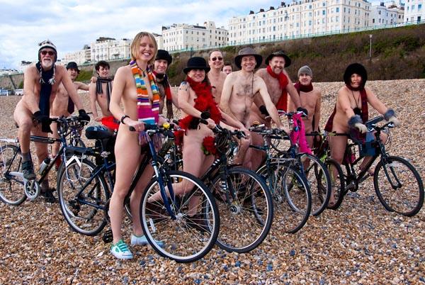 Brighton Naked Bike Ride returns in June
