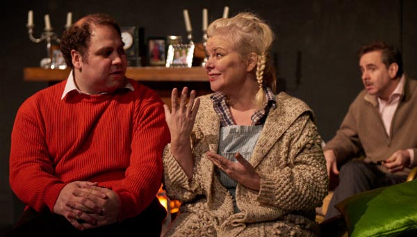 REVIEW: The Bald Prima Donna