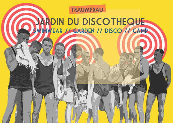 PREVIEW: Traumfrau's Jardin du Discotheque
