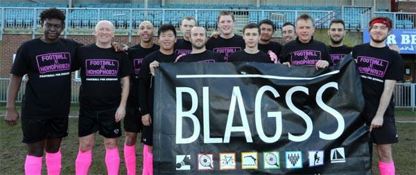Brighton Pride Diversity Games: Football tournament today