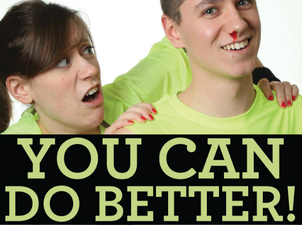 REVIEW: Fringe: You can do better