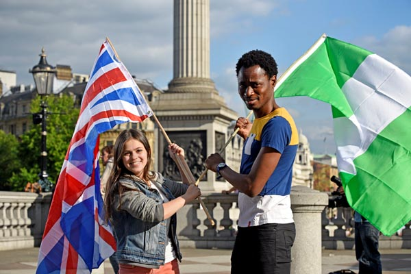 Flagbearers from over 200 countries to lead London Pride Parade