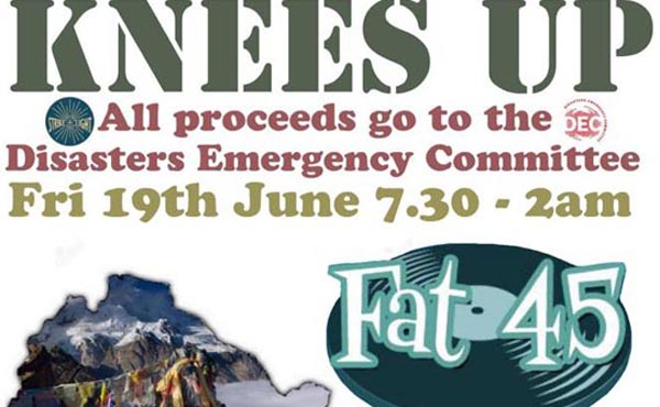 PREVIEW: Knees up for Nepal – A fundraising benefit